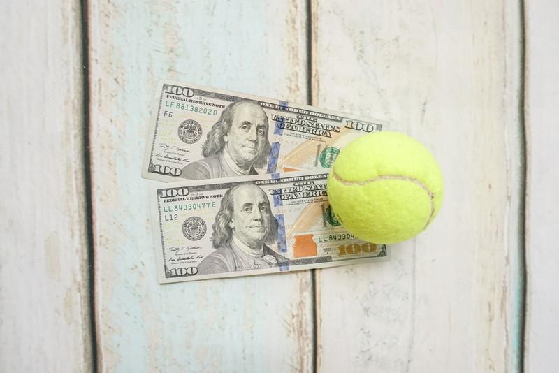 試合数の多いテニス